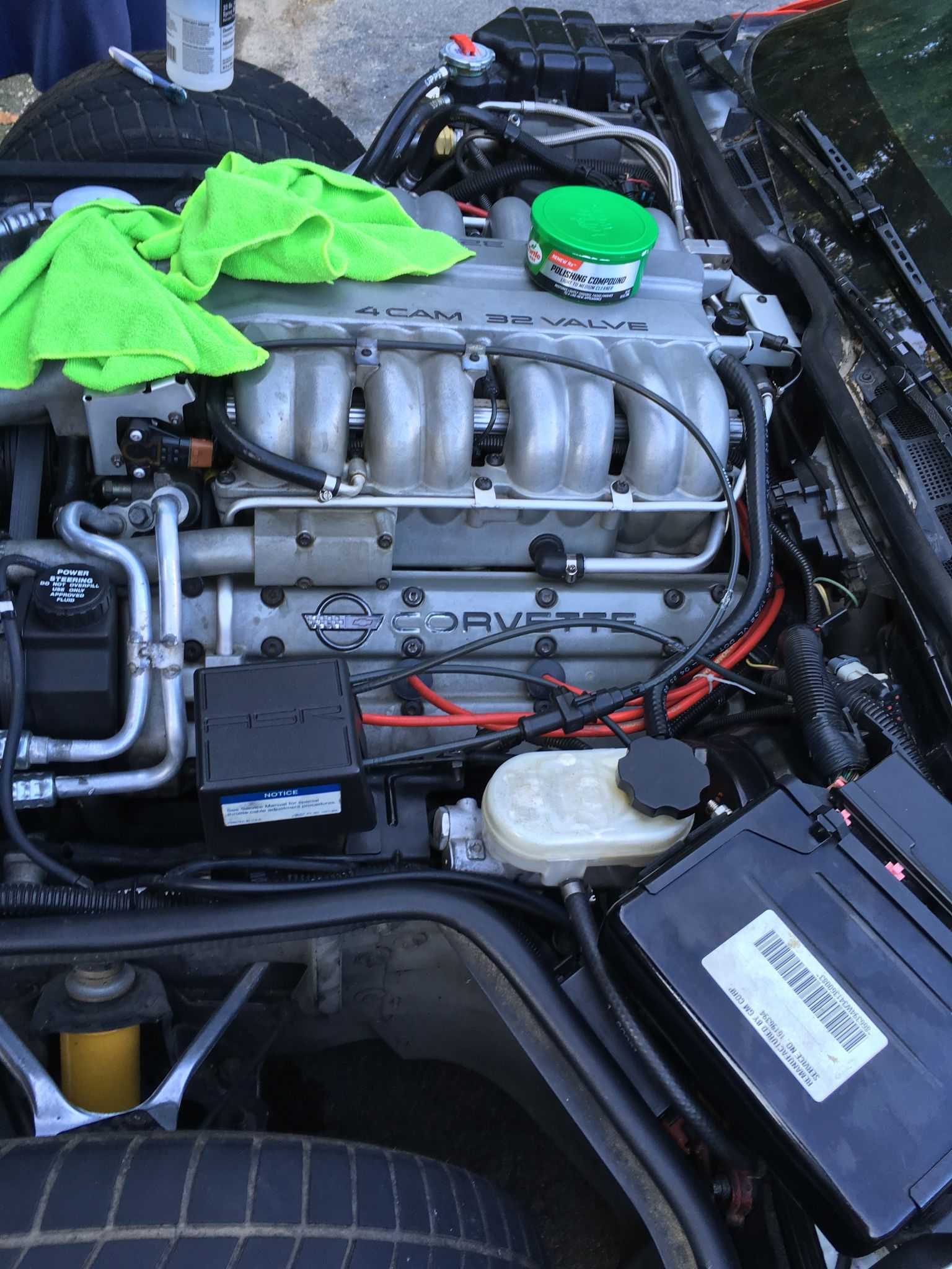 C4 ZR-1 rehab 1994| Builds and Project Cars forum |