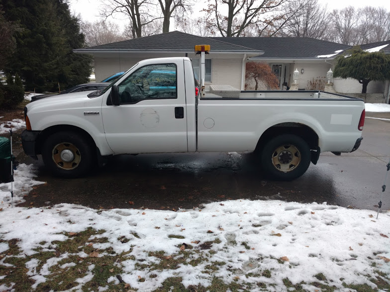 The $2k '06 Ford F250 Super Duty| Builds and Project Cars